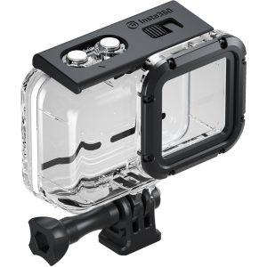 Insta360 ONE R Dive Case có khả năng chống thấm nước ở độ sâu 197 '
