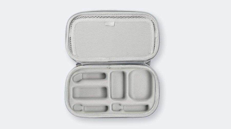 Thiết kế Insta360 GO 2 Carry Case với các ngăn thông minh