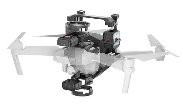 Insta360 ONE R Aerial Edition cho Mavic Pro và Mavic 2