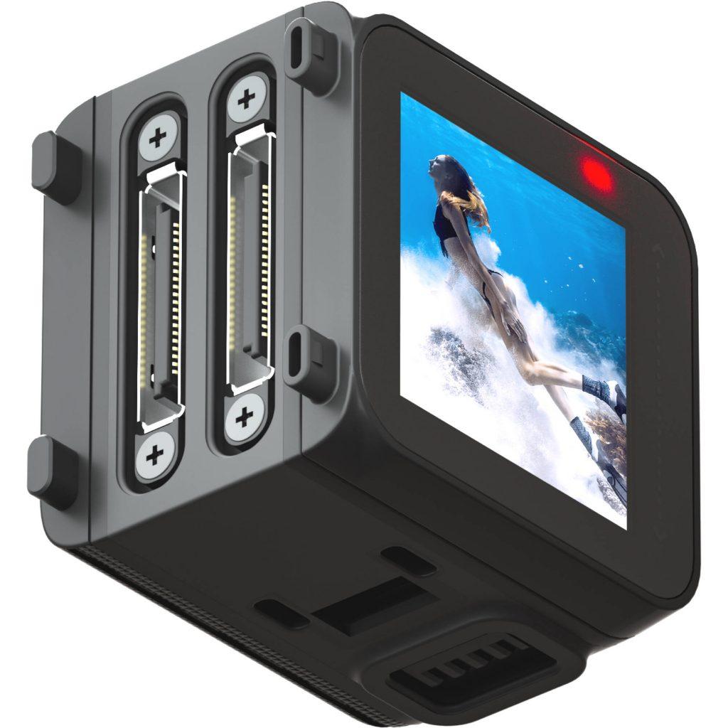 Insta360 ONE R Core tương thích với tất cả ống kính và pin