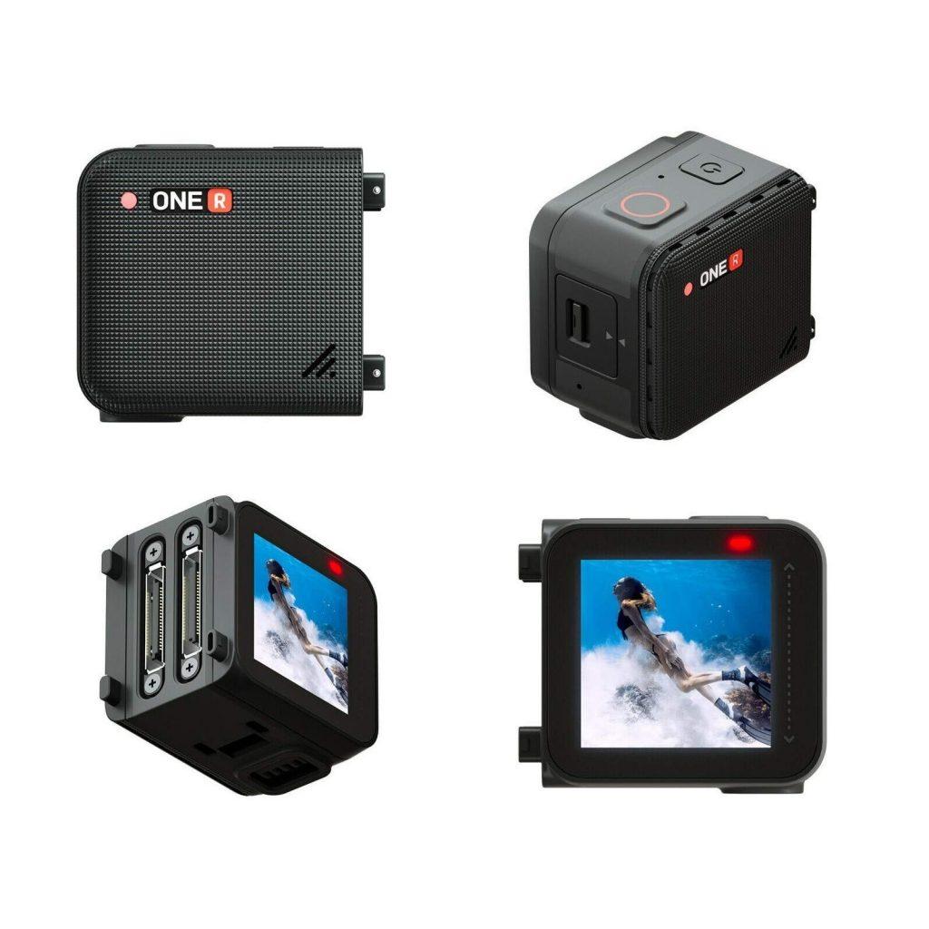 Insta360 ONE R Core tích hợp màn hình cảm ứng