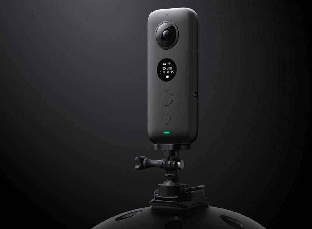 Insta360 One X quay video chất lượng 5.7K