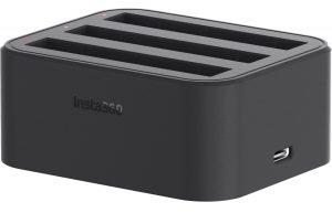 Insta360 ONE X2 Fast Charge Hub nhỏ gọn tiện lợi