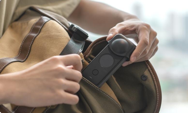 Insta360 One X2 Lens Cap dễ dàng lắp đặt và sử dụng