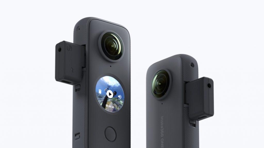 Insta360 One X2 Mic Adapter mang đến trải nghiệm âm thanh sống động