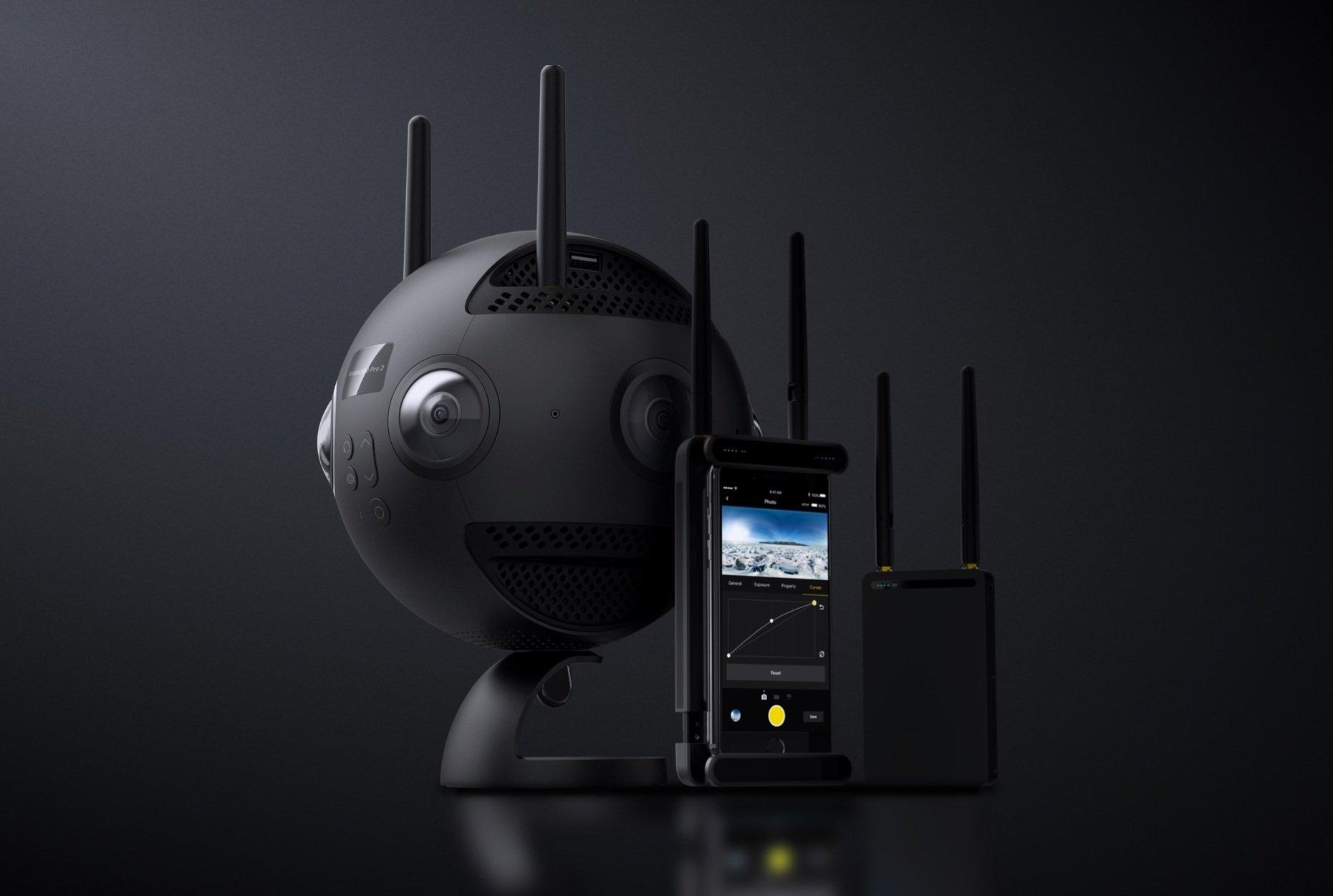 Insta360 Pro 2 chính hãng tại insta360 việt nam