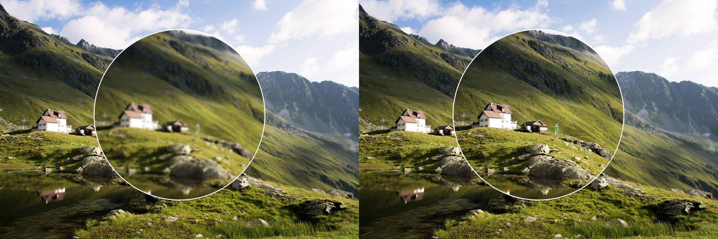 Tính năng CrystalView trên Insta360 Pro 2