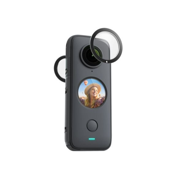 Insta360 ONE X2 Sticky Lens Guards bảo vệ ống kính Action Camera